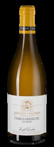 Вино Chablis Grand Cru Vaudesir, Joseph Drouhin, 2012 г.
