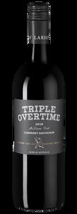 Вино Triple Overtime Cabernet Sauvignon, Igor Larionov, 2018 г.