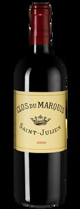 Вино Clos du Marquis, Chateau Leoville Las Cases, 2004 г.