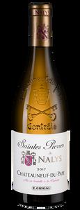 Вино Chateauneuf-du-Pape Saintes Pierres de Nalys Blanc, Guigal, 2017 г.
