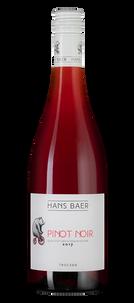Вино Pinot Noir, Hans Baer, 2018 г.