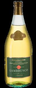 Шипучее вино Lambrusco dell'Emilia Bianco, Chiarli-1860