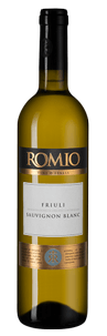 Вино Romio Sauvignon Blanc, Caviro, 2018 г.
