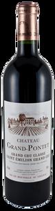 Вино Chateau Grand-Pontet, 2008 г.