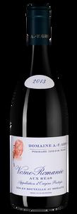 "Вино Vosne-Romanee ""Aux Reas"", Domaine Anne-Francoise Gros, 2013 г."