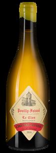 Вино Pouilly-Fuisse Le Clos, Chateau Fuisse, 2016 г.