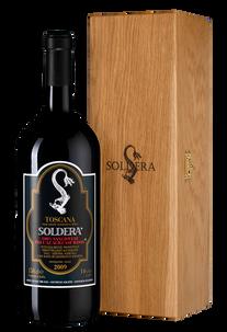Вино Toscana Sangiovese, Case Basse di Gianfranco Soldera, 2009 г.