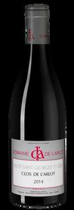 """Вино Nuits-Saint-Georges Premier Cru """"Clos de l'Arlot"""" Rouge, Domaine de l'Arlot, 2014 г."""