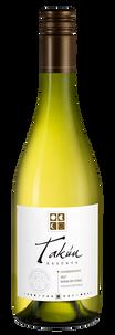 Вино Takun Chardonnay Reserva, Caliterra, 2017 г.