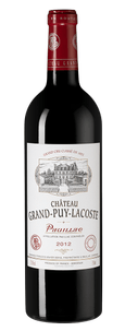 Вино Chateau Grand-Puy-Lacoste, 2012 г.