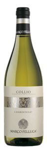 Вино Collio Chardonnay, Marco Felluga, 2017 г.