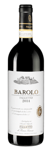 Вино Barolo Falletto, Bruno Giacosa, 2014 г.