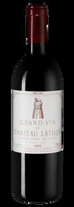 Вино Chateau Latour, 1990 г.