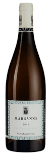 Вино Marsanne Les Vignes d'a Cotes, Yves Cuilleron, 2017 г.