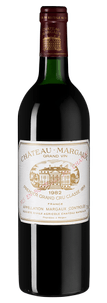 Вино Chateau Margaux, 1982 г.
