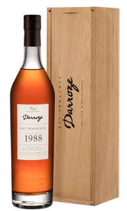 Арманьяк Bas-Armagnac Darroze Unique Collection Domaine de Salie au Freche, 1988 г.
