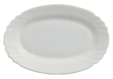Ebro Oval Dish