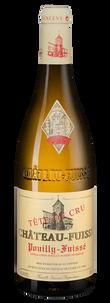 Вино Pouilly-Fuisse Tete de Cru, Chateau Fuisse, 2016 г.