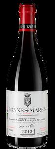 Вино Bonnes-Mares Grand Cru, Domaine Comte Georges de Vogue, 2013 г.