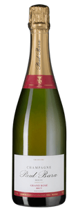 Шампанское Grand Rose Brut Grand Cru Bouzy, Paul Bara