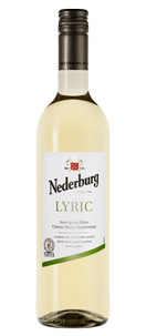 Вино Nederburg Lyric Sauvignon Chenin Chardonnay, Distell, 2018 г.