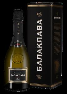 Игристое вино Balaklava Brut Reserve, Золотая Балка