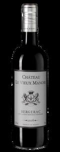 Вино CHATEAU LE VIEUX MANOIR, 2016 г.