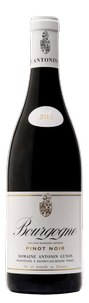 Вино Bourgogne Pinot Noir, Domaine Antonin Guyon, 2013 г.