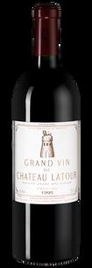 Вино Chateau Latour, 1995 г.