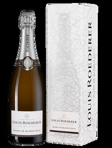 Шампанское Louis Roederer Brut Blanc de Blancs, 2013 г.