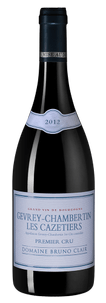 Вино Gevrey-Chambertin Premier Cru Cazetiers, Domaine Bruno Clair, 2012 г.