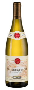 Вино Chateauneuf-du-Pape Blanc, Guigal, 2017 г.