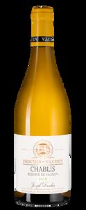 Вино Chablis Reserve de Vaudon, Joseph Drouhin, 2018 г.