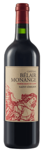 Вино Annonce Belair-Monange, Chateau Belair Monange, 2014 г.