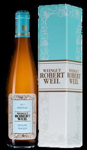Вино Rheingau Riesling Trocken, Weingut Robert Weil, 2017 г.