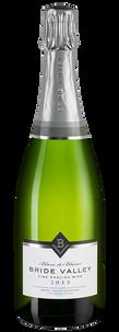 Игристое вино Bride Valley Blanc de Blancs Brut, 2013 г.