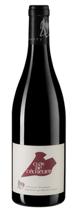 Вино Clos de L'Echelier Rouge, Thierry Germain, 2017 г.