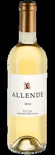 Вино Allende Blanco, Finca Allende, 2014 г.