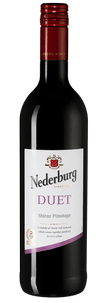 Вино Nederburg Duet Shiraz Pinotage, Distell, 2018 г.