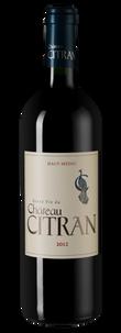 Вино Chateau Citran, Bordeaux De Citran, 2012 г.