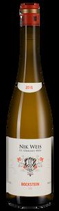 Вино Bockstein GG, Nik Weis, 2016 г.