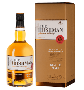 Виски The Irishman Single Malt
