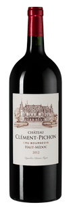 Вино Chateau Clement-Pichon (Haut-Medoc), 2012 г.