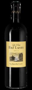 Вино Le Petit Haut Lafitte, Chateau Smith Haut-Lafitte, 2011 г.