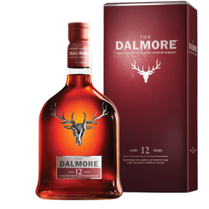 Виски The Dalmore Aged 12 Years