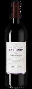 Вино Larionov Cabernet Sauvignon Oakville, Igor Larionov, 2017 г.