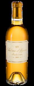 Вино Chateau d'Yquem, 2003 г.