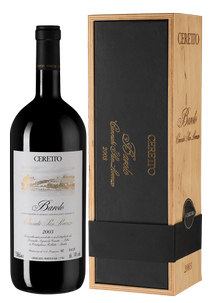 Вино Barolo Cannubi San Lorenzo, Ceretto, 2003 г.