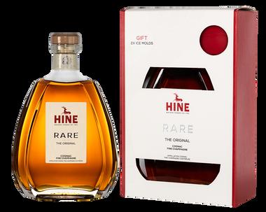 Коньяк Hine Rare VSOP + 2 формы для льда с маркировкой HINE