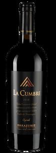 Вино La Cumbre, Errazuriz, 2015 г.